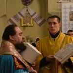 72 150x150 ЛПБА взяла участь у святковій всенічній у Свято Іоано Золотоустівському монастирі