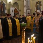 82 150x150 ЛПБА взяла участь у святковій всенічній у Свято Іоано Золотоустівському монастирі