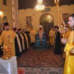 92 150x150 ЛПБА взяла участь у святковій всенічній у Свято Іоано Золотоустівському монастирі