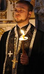 001 Людина молиться не до ікони, а до Бога, перед іконою інтервю зі священиком Михаїлом Сиваком, проректором ЛПБА