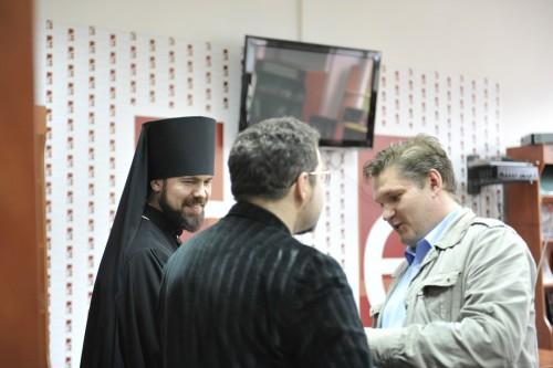 DSC5174 e1335111056740 У Львові відбулась презентація книги Юрія Дорошенка Без догмату. Релігійні магістралі