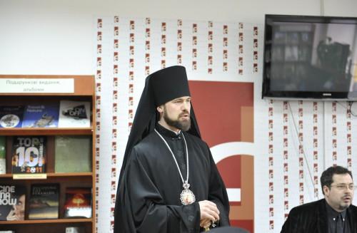 DSC5203 e1335110963901 У Львові відбулась презентація книги Юрія Дорошенка Без догмату. Релігійні магістралі