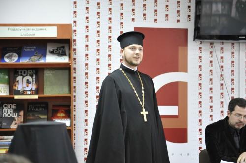 DSC5212 e1335110938564 У Львові відбулась презентація книги Юрія Дорошенка Без догмату. Релігійні магістралі