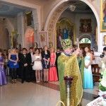 121 150x150 Ректор ЛПБА очолив молебень на випуску однієї із львівських шкіл