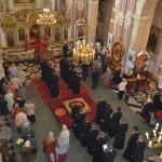 15 150x150 ЛПБА взяла участь у святкуванні тезоіменитства Митрополита Львівського і Сокальського Димитрія