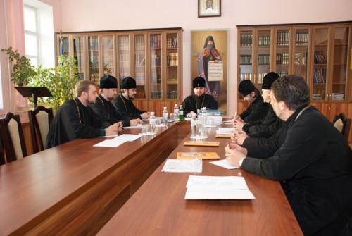 DSC 0003 e1352539512945 Відбулося засідання Учбового комітету