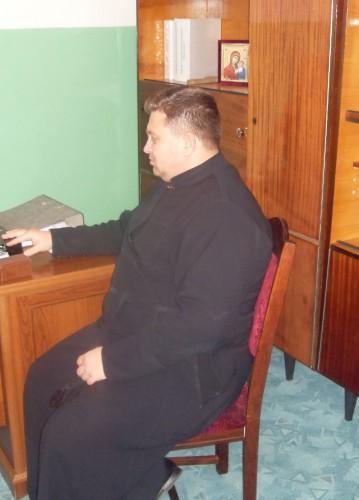 SDC17440 e1352925105500 Засідання кафедри Священного Писання