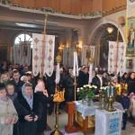 151 150x150 ЛПБА молилась за богослужінням на храмовому святі в о.Ректора