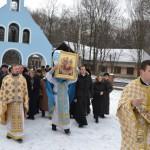 17 150x150 ЛПБА молилась за богослужінням на храмовому святі в о.Ректора