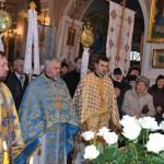 21 150x150 ЛПБА молилась за богослужінням на храмовому святі в о.Ректора