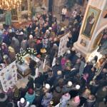 211 150x150 ЛПБА молилась за богослужінням на храмовому святі в о.Ректора