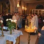 37 150x150 ЛПБА молилась за богослужінням на храмовому святі в о.Ректора