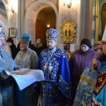 41 150x150 ЛПБА молилась за богослужінням на храмовому святі в о.Ректора