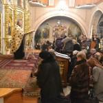 43 150x150 ЛПБА молилась за богослужінням на храмовому святі в о.Ректора