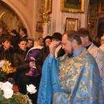 46 150x150 ЛПБА молилась за богослужінням на храмовому святі в о.Ректора