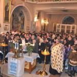 48 150x150 ЛПБА молилась за богослужінням на храмовому святі в о.Ректора