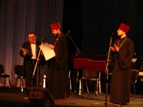 DSC08900 e1359147315177 У Львові відбувся ювілейний концерт незрячих виконавців «Відчинилося життя»