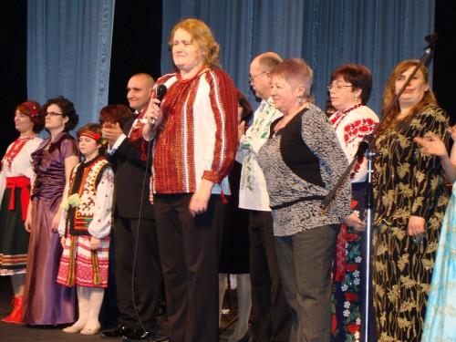 DSC08937 e1359147622643 У Львові відбувся ювілейний концерт незрячих виконавців «Відчинилося життя»