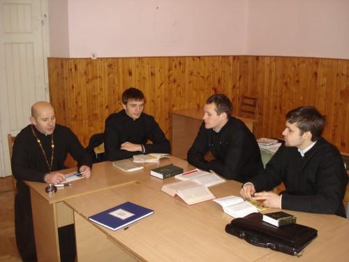 DSC06797 e1361301371850 Студенти ЛПБА зустрілися з викладачем німецького університету