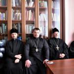засідання 150x150 Відбулось перше засідання Інституту церковної історії