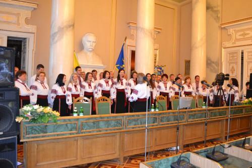 DSC 0838 e1377289426462   У Львівській обласній раді відбулися Урочисті збори з нагоди 22 ої річниці Незалежності України