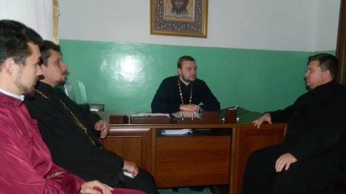 11 e1380833840626 Засідання кафедри Священного Писання