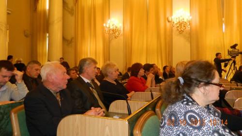 DSCN4860 e1380749520544 У Львівській обласній раді відбулося відкриття Форуму Відмінності і Повага