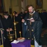 10 150x150 У ЛПБА закінчились уставні богослужіння першого тижня Великого Посту
