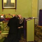 13 150x150 У ЛПБА закінчились уставні богослужіння першого тижня Великого Посту