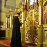 14 150x150 У ЛПБА закінчились уставні богослужіння першого тижня Великого Посту