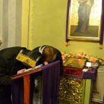 32 150x150 У ЛПБА закінчились уставні богослужіння першого тижня Великого Посту