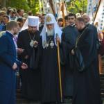 DSC 0197 150x150 Візит Святішого Патріарха Філарета у Львівську єпархію