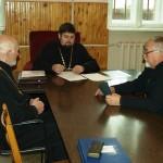 PB250112 150x150 Засідання кафедри церковної історії