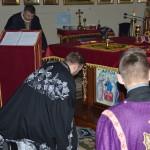 DSC 0060 1024x681 150x150 У ЛПБА звершили уставні богослужіння першого тижня Чотиридесятниці