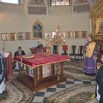 DSC 0092 1024x681 150x150 У ЛПБА звершили уставні богослужіння першого тижня Чотиридесятниці