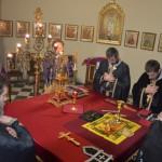 DSC 0113 1024x681 150x150 У ЛПБА звершили уставні богослужіння першого тижня Чотиридесятниці