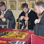 DSC 0114 1024x681 150x150 У ЛПБА звершили уставні богослужіння першого тижня Чотиридесятниці