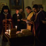 DSC 0128 1024x6811 150x150 У ЛПБА звершили уставні богослужіння першого тижня Чотиридесятниці