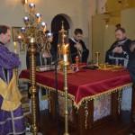 DSC 0137 1024x681 150x150 У ЛПБА звершили уставні богослужіння першого тижня Чотиридесятниці