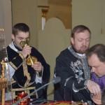 DSC 0142 1024x681 150x150 У ЛПБА звершили уставні богослужіння першого тижня Чотиридесятниці