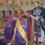 DSC 0146 1024x681 150x150 У ЛПБА звершили уставні богослужіння першого тижня Чотиридесятниці