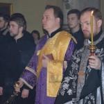 DSC 0190 1024x6811 150x150 У ЛПБА звершили уставні богослужіння першого тижня Чотиридесятниці