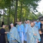 DSC 0017 1024x681 150x150 ЛПБА молилась під час Літургії у присілку Заглина