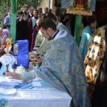 DSC 0102 1024x681 150x150 ЛПБА молилась під час Літургії у присілку Заглина
