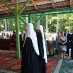 DSC 0292 1024x681 150x150 ЛПБА молилась під час Літургії у присілку Заглина