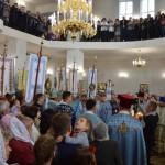 DSC 0384 1024x681 150x150 Ректор ЛПБА взяв участь в освяченні нового православного храму у м. Львові