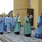 DSC 0427 1024x681 150x150 Ректор ЛПБА взяв участь в освяченні нового православного храму у м. Львові