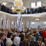 DSC 0576 1024x681 150x150 Ректор ЛПБА взяв участь в освяченні нового православного храму у м. Львові
