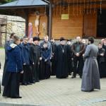 DSC 0668 1024x681 150x150 Студенти ЛПБА відвідали Хресто Воздвиженський Манявський монастир