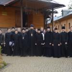 DSC 0786 1024x681 150x150 Студенти ЛПБА відвідали Хресто Воздвиженський Манявський монастир